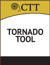 Tornado Tool for Wellbore Cleanout